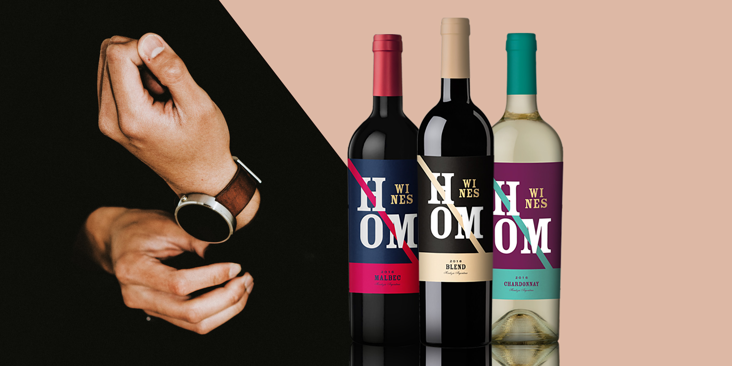 Hom wines ancho completo