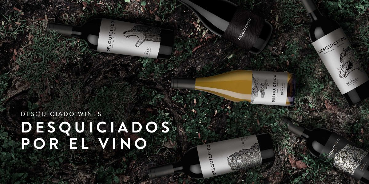 Desquiciado Wines Caliptra